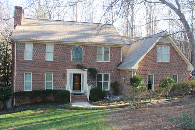 Wonderful 5 Bedroom All Brick Home In A Friendly